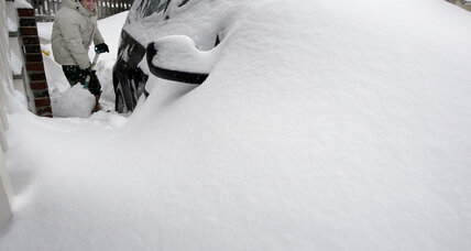 Blizzard 2015: Boston hit hard, New York gets a glancing blow
