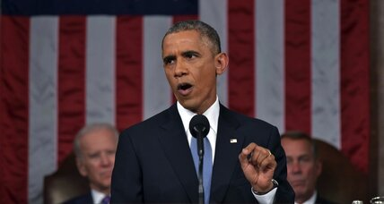 Obama on State of the Union: Tax wealthy, help middle class