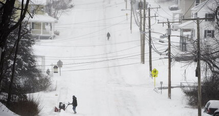 Blizzard 2015: One book fan recalls literary winters