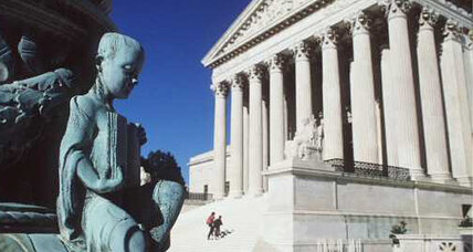 Can judicial candidates solicit donations? Supreme Court to weigh case. (+video)