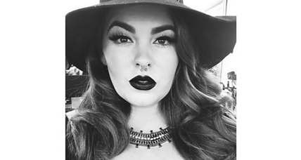 Size 22 Tess Holliday makes modeling history. A better concept of beauty?