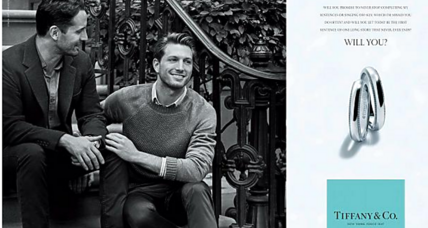 Why Tiffany is now advertising to same-sex couples