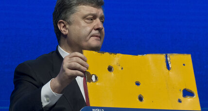 Poroshenko claims 9,000 Russian troops are fighting in Ukraine