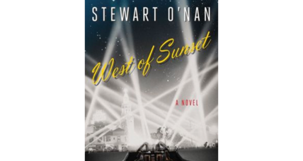 F. Scott Fitzgerald tale 'West of Sunset' draws critical praise