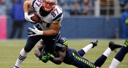 Gronk Kryptonite? Will injured Kam Chancellor play in Super Bowl XLIX?