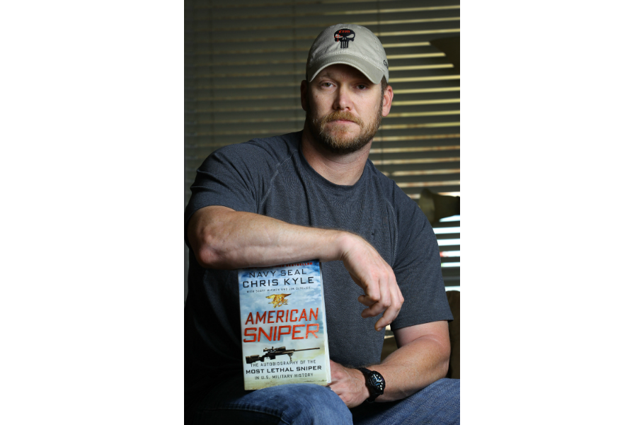 On Chris Kyle Day, Texas celebrates 'American Sniper' amid
