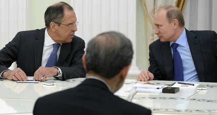 Oligarchs out, 'siloviki' in? Why Russia's foreign policy is hardening.