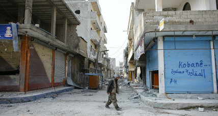 After defeating Islamic State in Kobane, what next for Syria's Kurds? (+video)