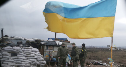 Ukraine arms request to fight rebels divides US, Germany