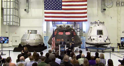 With an eye on Mars, White House seeks to boost NASA funding (+video)