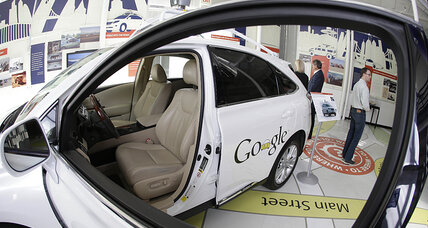 Uber, look out. Google may enter the ride-share game. (+video)