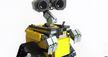 Doctor Who and WALL-E to enter the Lego universe