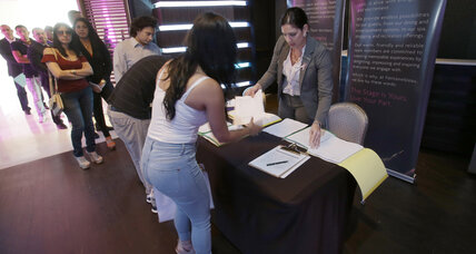 ADP: US employers added 213,000 jobs in January