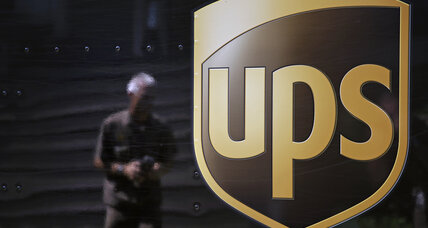 UPS announces holiday 'surge pricing' for shipping