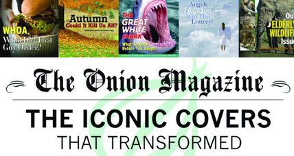 Is US politics so bizarre that headlines require a label: 'Not the Onion'?