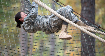 In a historic first, five women qualify for Army Ranger School