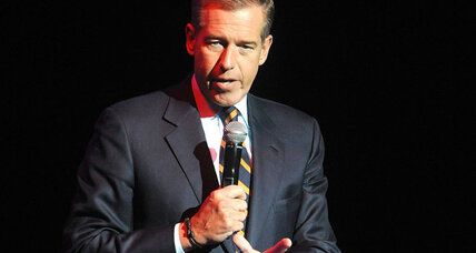 Does Brian Williams have a 'Ted Baxter' problem?