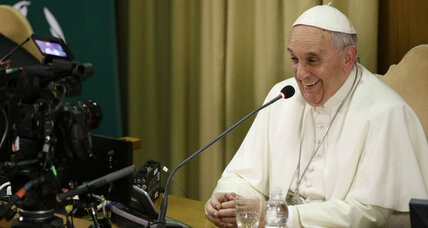 OK to spank your kids? Pope says yes, if you don't demean them