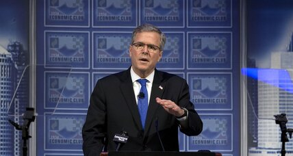 What would a Jeb Bush presidency mean for taxes?