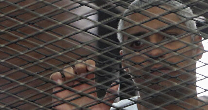 Dashing hopes, Egypt sentences Canadian journalist to 3 years in prison