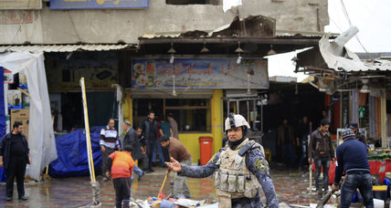 More than three dozen killed in series of Baghdad bombings