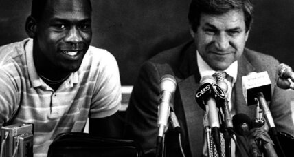 Legacy of renowned basketball coach Dean Smith (+video)
