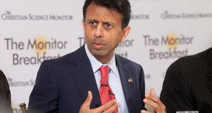 Jindal targets GOP establishment: 'America doesn't need two liberal parties'