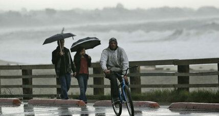 Why lots of rain offers little relief to drought-stricken California (+video)