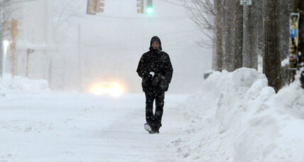 Epic three-day snowstorm wallops winter-weary Northeast
