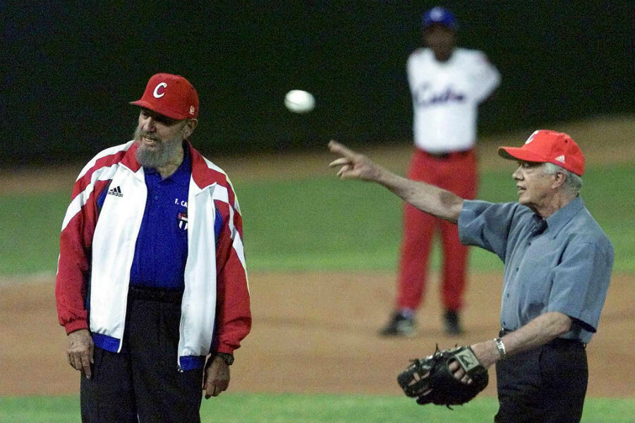 Major League Baseball and Cuba: A talent pipeline, franchise new home, or both?