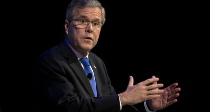 Why did Jeb Bush release an eight-year pile of e-mails?