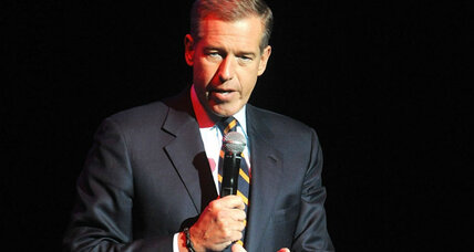 Brian Williams suspended: How big a blow was dealt to network news? (+video)