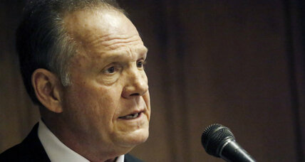 Alabama standoff over same-sex marriage channels George Wallace