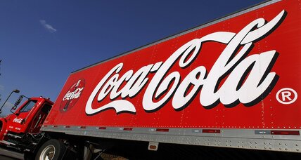 Coca-Cola gets good news: Soda sales are up