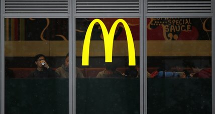 McDonald's sales slide is a global affair (+video)