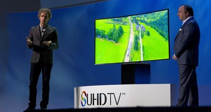 Is your Samsung Smart TV spying on you? Probably.