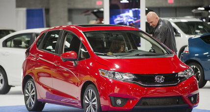 2015 Honda Fit: Is a 4-door version on the way?