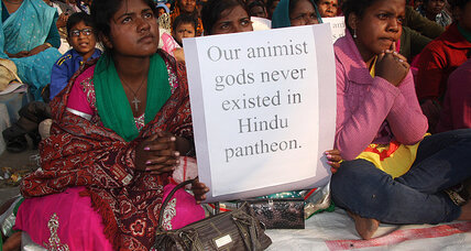 Hindu homecoming? Case of India religious conversions looks bogus. (+video)