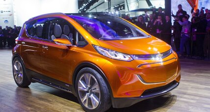 GM confirms it will build Chevy Bolt electric car with 200-mile range
