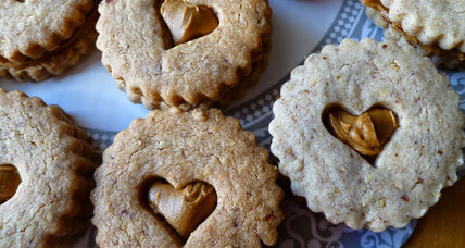 Valentine's Day recipe: Linzer hearts
