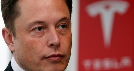 Elon Musk 'secret weapon' comments irk Tesla investors. Stock plunges.