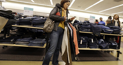 Retail sales fall again. Why aren't Americans spending money?