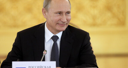 Putin's 'hands-on management': How the Russian leader makes it personal