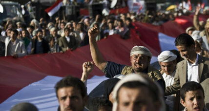 Will the leaders of Yemen's coup negotiate with the UN?