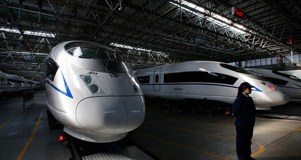 China's high speed rail: All dressed up with no place to sell?