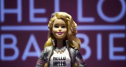 Is the new talking Barbie a good idea for your kids?
