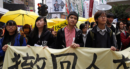 Hong Kong's 'Occupy' leaders now face quiet but persistent harassment