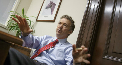 Did Rand Paul just pre-announce presidential announcement plans? (+video)