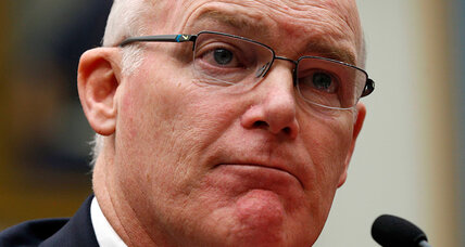 Joseph Clancy chosen to head Secret Service, against call for outsider