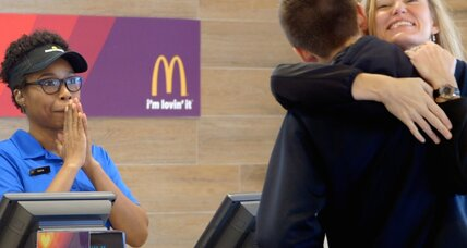 "McDonald's 'Pay with Lovin"" ads not making people love McDonald's"